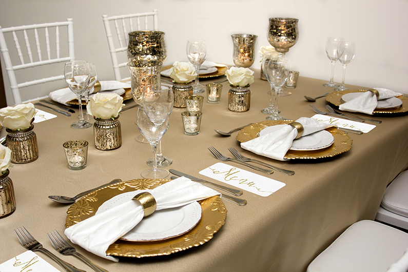 Table Decor Packages Ninirichi Style Studio