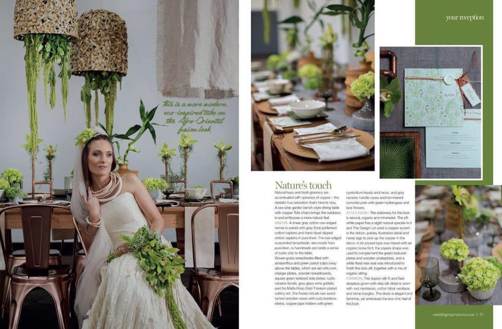 Awesome weddinginspirationsmagazine feature spread of our eastmeetswest wedding styled shoothellip